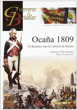 OCAÑA 1809, EL DESASTRE, TRAS LA VICTORIA DE BAILEN