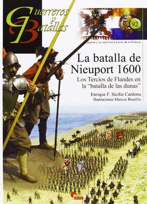 LA BATALLA DE NIEUPORT 1600