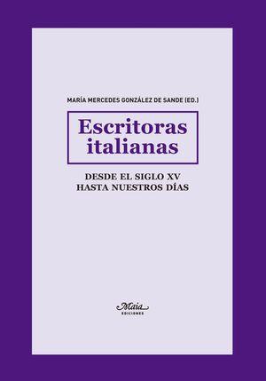 ESCRITORAS ITALIANAS