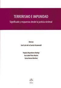 TERRORISMO E IMPUNIDAD