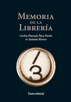 MEMORIA DE LA LIBRERÍA