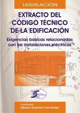 EXTRACTO DEL CÓDIGO TÉCNICO DE LA EDIFICACIÓN