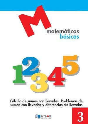 MATEMATICAS BASICAS CUADERNO 3