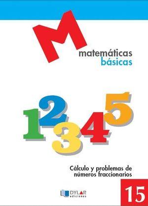 MATEMATICAS BASICAS CUADERNO 15