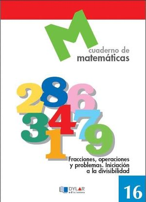 MATEMATICAS BASICAS CUADERNO 16