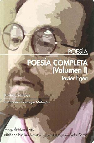 POESIA COMPLETA VOL.I