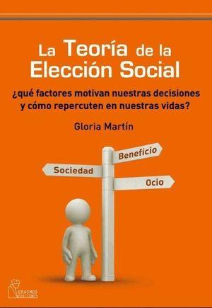 LA TEORIA DE LA ELECCION SOCIAL