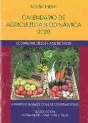 CALENDARIO DE AGRICULTURA BIODINAMICA 2020