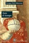 ANTE EL TIEMPO
