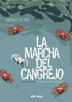 LA MARCHA DEL CANGREJO 2