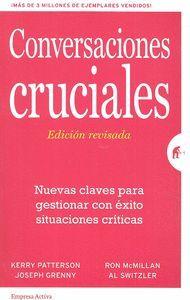 CONVERSACIONES CRUCIALES (EDICION REVISADA)