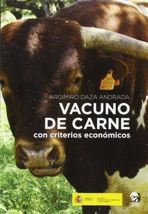 VACUNO DE CARNE CON CRITERIOS ECONOMICOS
