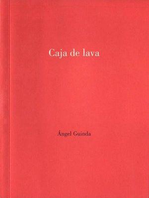 CAJA DE LAVA