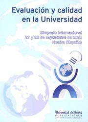 EVALUACIÓN Y CALIDAD EN LA UNIVERSIDAD