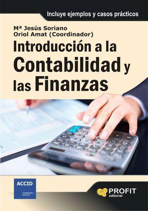 INTRODUCCIÓN A LA CONTABILIDAD Y LAS FINANZAS