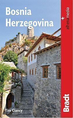 BOSNIA-HERZEGOVINA GUIAS BRADT