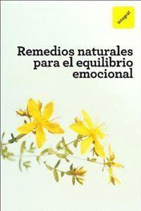 REMEDIOS NATURALES PARA EL EQUILIBRIO EM