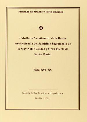 CABALLEROS 24 DEL PUERTO SANTA MARÍA