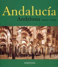ANDALUCIA ESPAÑOL/ENGLISH (T)