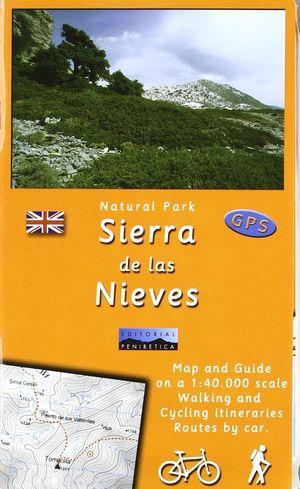 SIERRA DE LAS NIEVES, PARQUE NATURAL