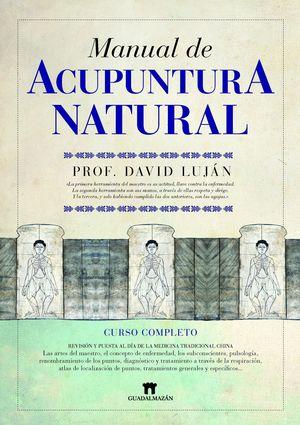 MANUAL DE ACUPUNTURA NATURAL
