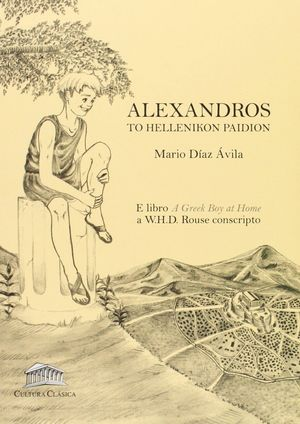 ALEXANDROS TO HELLENIKON PAIDION (LIBRO + CD)