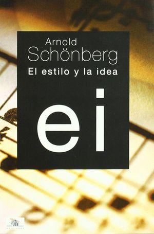 EL ESTILO Y LA IDEA