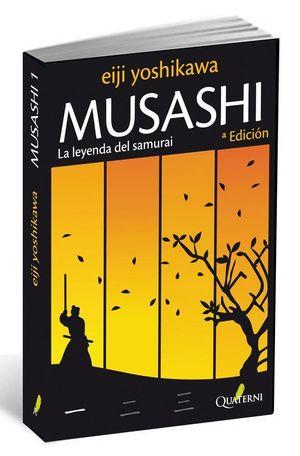 MUSASHI 1 LA LEYENDA DEL SAMURAI