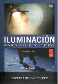 ILUMINACIÓN PARA CINE Y VÍDEO