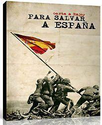 PARA SALVAR A ESPAÑA