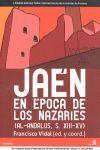 JAEN EN EPOCA DE LOS NAZARIES AL - ANDALUS S.XIII-XV