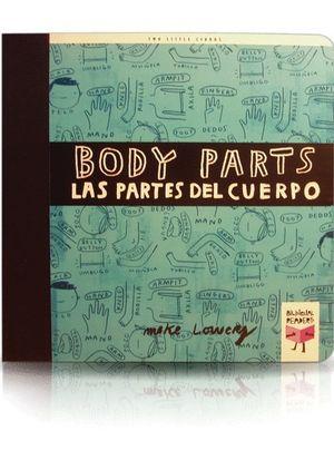 BODY PARTS/LAS PARTES DEL CUERPO