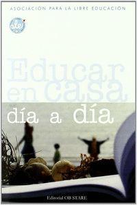 EDUCAR EN CASA, DÍA A DÍA