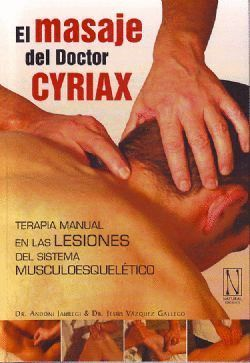 EL MASAJE DEL DOCTOR CYRIAX