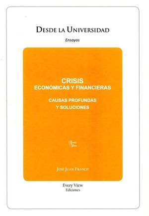 CRISIS ECONÓMICAS Y FINANCIERAS