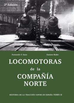 LOCOMOTORAS DE LA COMPAÑÍA DEL NORTE