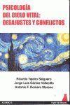 PSICOLOGÍA DEL CICLO VITAL: DESAJUSTES Y CONFLICTOS