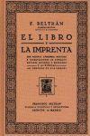 EL LIBRO Y LA IMPRENTA