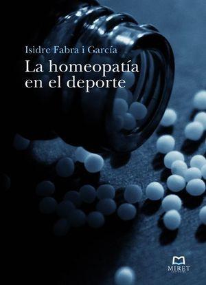 LA HOMEOPATÍA EN EL DEPORTE