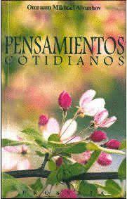 PENSAMIENTOS COTIDIANOS 2013 PROSVETA