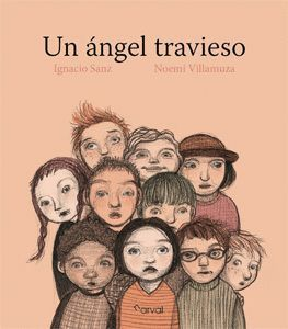 UN ÁNGEL TRAVIESO