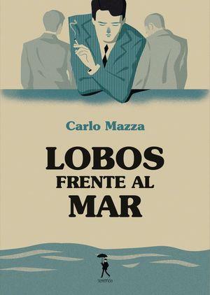 LOBOS FRENTE AL MAR