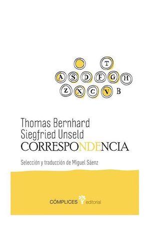 CORRESPONDENCIA THOMAS BERNHARD / SIEGFRIED UNSELD