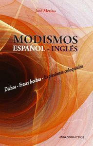 MODISMOS ESPAÑOL - INGLES