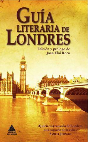 GUIA LITERARIA DE LONDRES