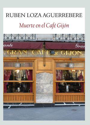 MUERTE EL EL CAFÉ GIJÓN