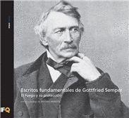 ESCRITOS FUNDAMENTALES DE GOTTFRIED SEMPER