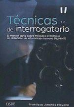 TECNICAS DE INTERROGATORIO