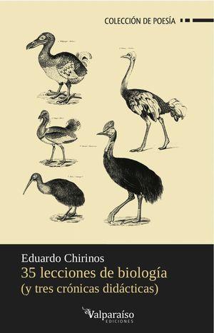 35 LECCIONES DE BIOLOGIA (Y TRES CRONICAS DIDACTICAS)