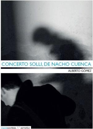 CONCERTO SOLLI, DE NACHO CUENCA